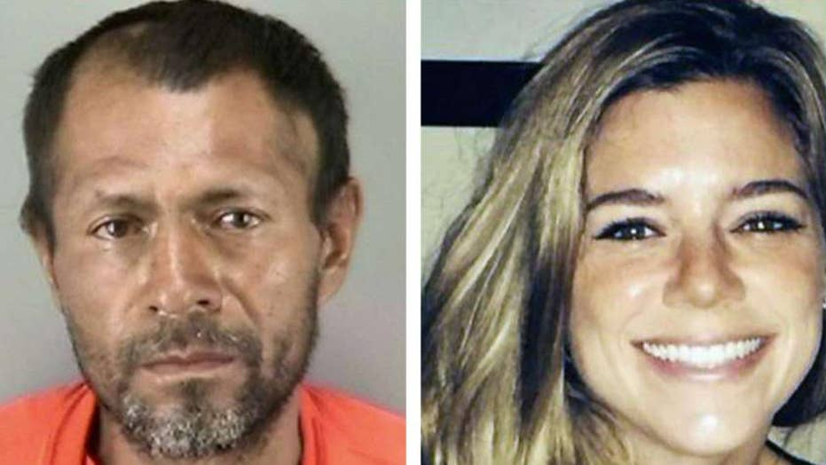 DOJ issues arrest warrant in Kate Steinle case for Zarate