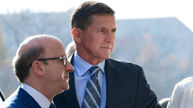 Alan Dershowitz reacts to Michael Flynn's guilty plea