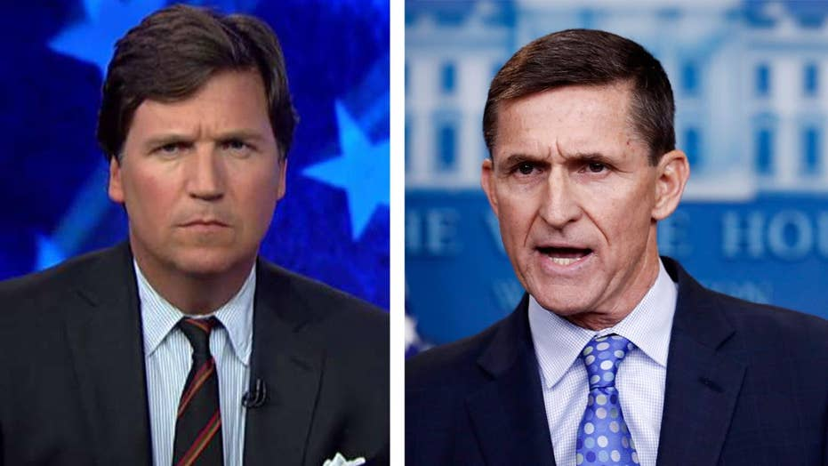 Tucker: Flynn's guilty plea doesn't prove collusion