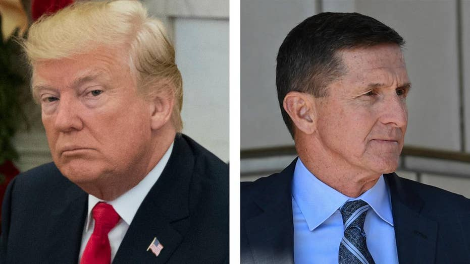 What Flynn's plea deal means for Trump