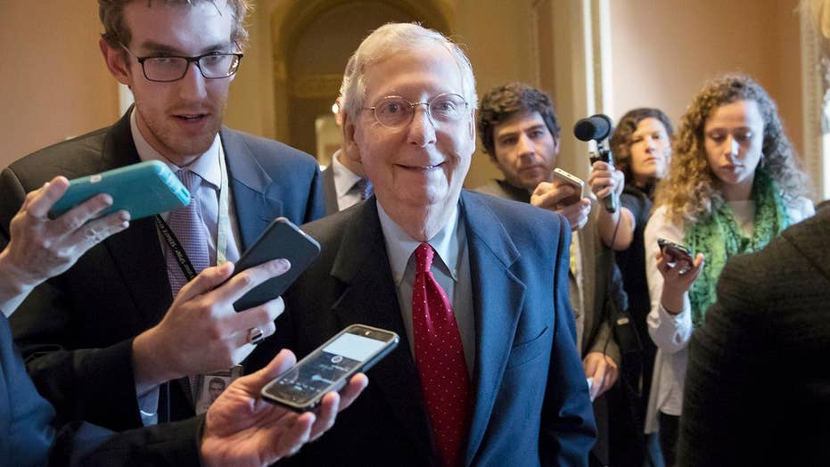 McConnell: Not a single Dem thought tax plan was a good idea