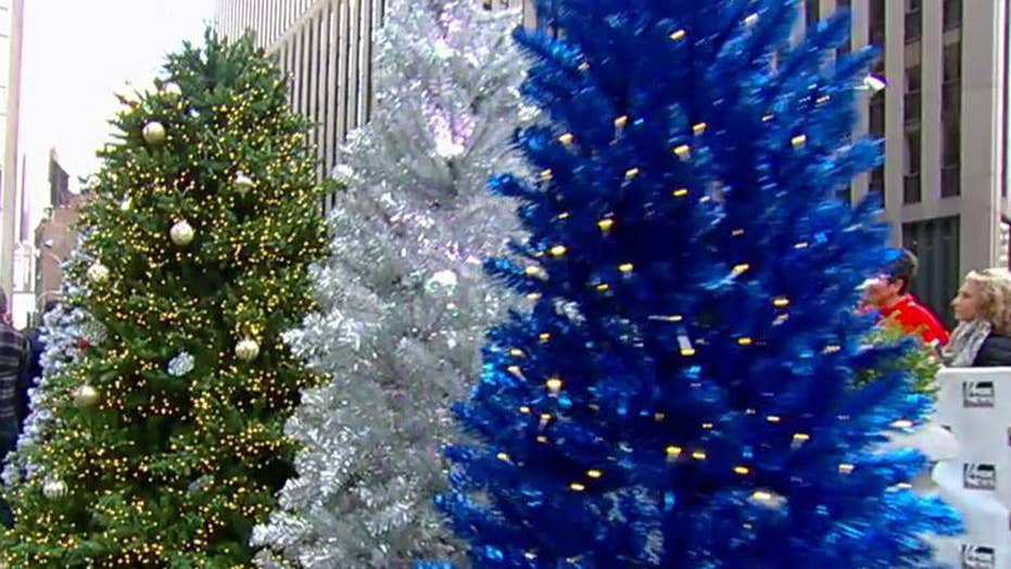 Christmas tree options: From traditional to high-tech