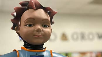 Schools across the U.S. are using robots as a part of a new curriculum. In South Carolina, teachers use Milo, a boy robot that can dance, walk and use human-like expressions to teach kids with autism social and behavioral skills