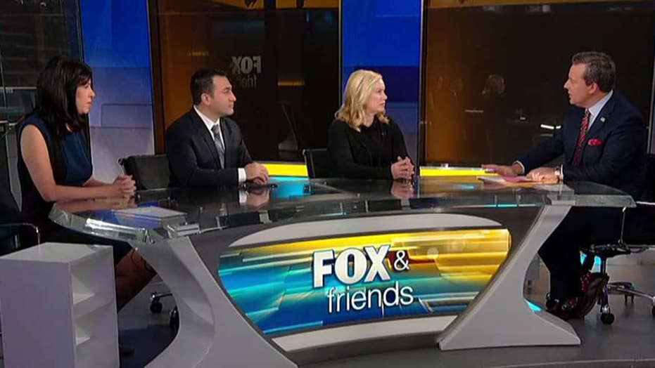 Small business panel reacts to GOP tax plan