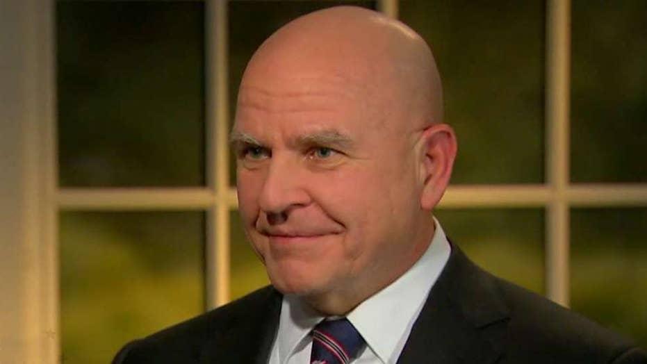 H.R. McMaster talks North Korea threat, Michael Flynn deal
