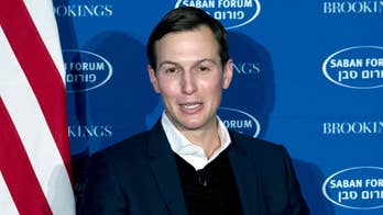 Judy Miller on President Trump's son-in-law's rare public appearance