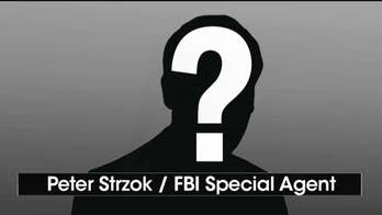 Catherine Herridge reports on Peter Strzok's role in the FBI investigation before he was removed from the Special Counsel over anti-Trump tweets.
