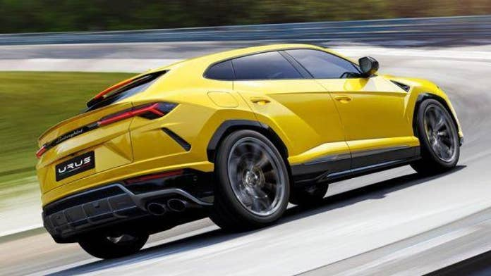 Sports Car Maker Lamborghini Is Taking A Second Shot At The Utility Vehicles  Market With The