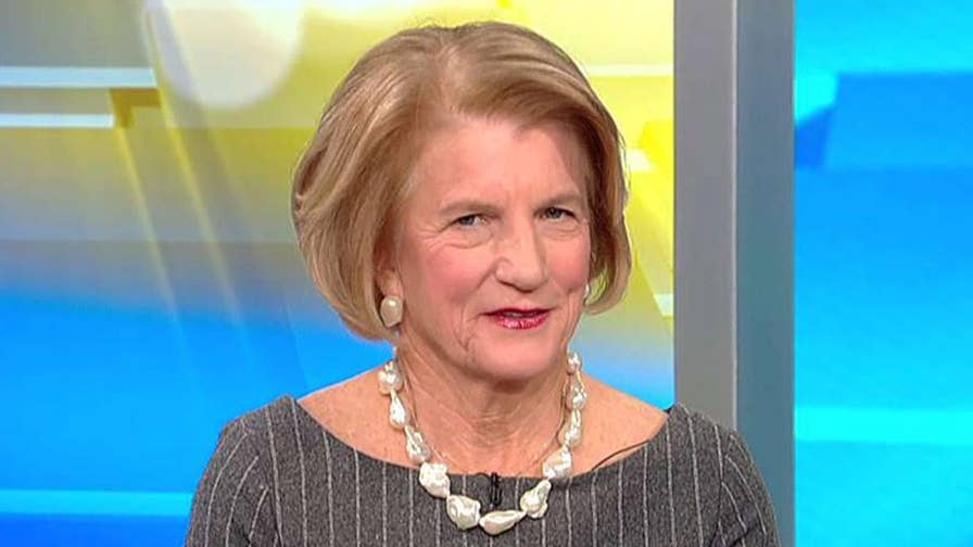 Sen. Shelley Moore Capito weighs in on how lawmakers can come together to get a final bill over the finish line.