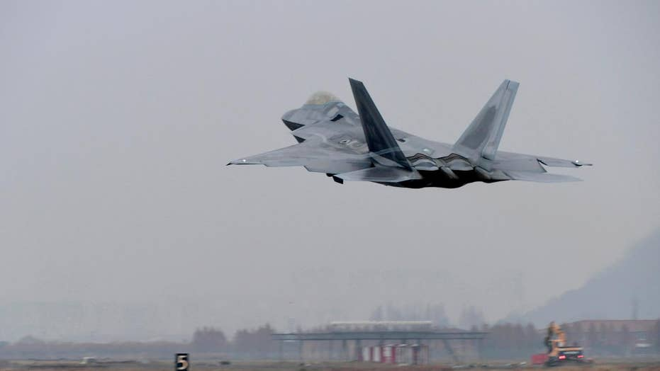 US, South Korea deploy stealth jets in joint military drills