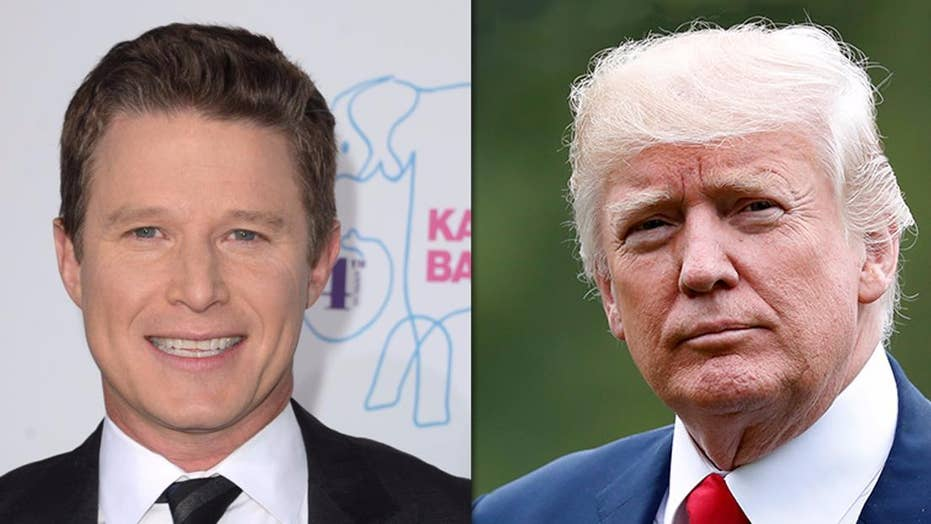 Billy Bush: 'Of course' it's Donald Trump's voice on tape
