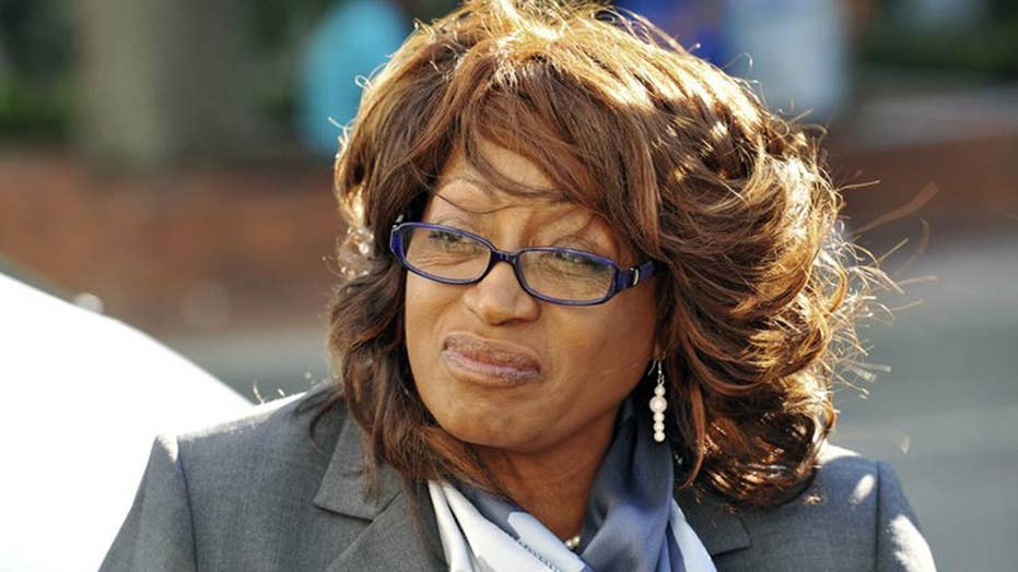 Ex-Fla. Rep. Corrine Brown sentenced to 5 years in prison