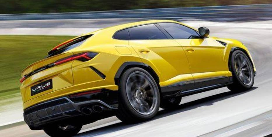 Sports car maker Lamborghini is taking a second shot at the utility vehicles market with the Urus, the world's fastest SUV.  A top speed of 190 mph, carbon fiber body and turbocharged engine, the Urus is built for speed and utility.