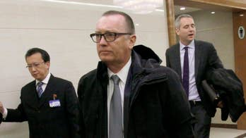 Undersecretary-General for Political Affairs Jeffrey Feltman arrives in Pyongyang for four-day stay amid nuclear tensions.