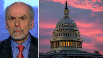 Jerry Seib, executive Washington editor at the Wall Street Journal, explains the short and long-term risks congressional Republicans are facing even as they close in on tax reform.