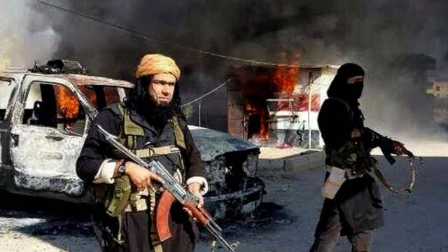 Report: ISIS militants moving to remote deserts