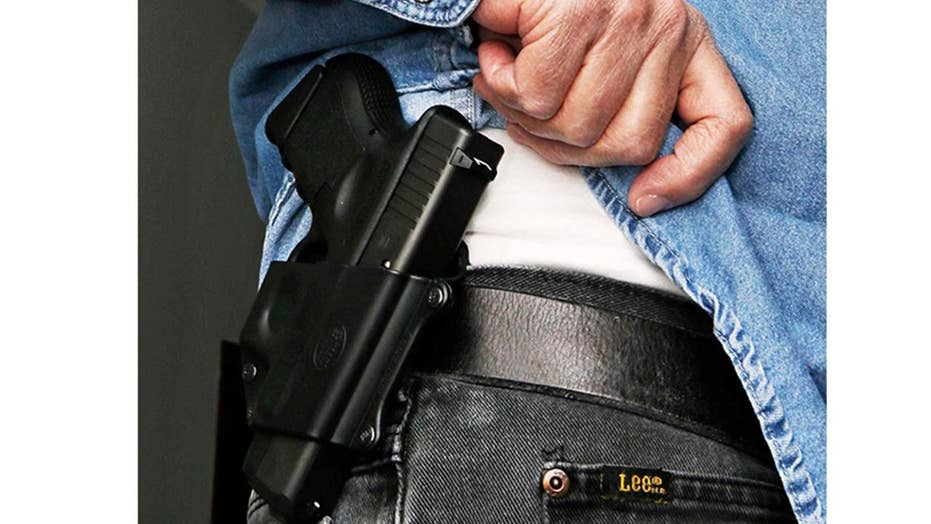 concealed carry gun permit reciprocity means every state would