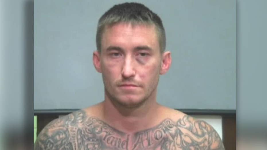 Manhunt in Ohio for armed fugitive