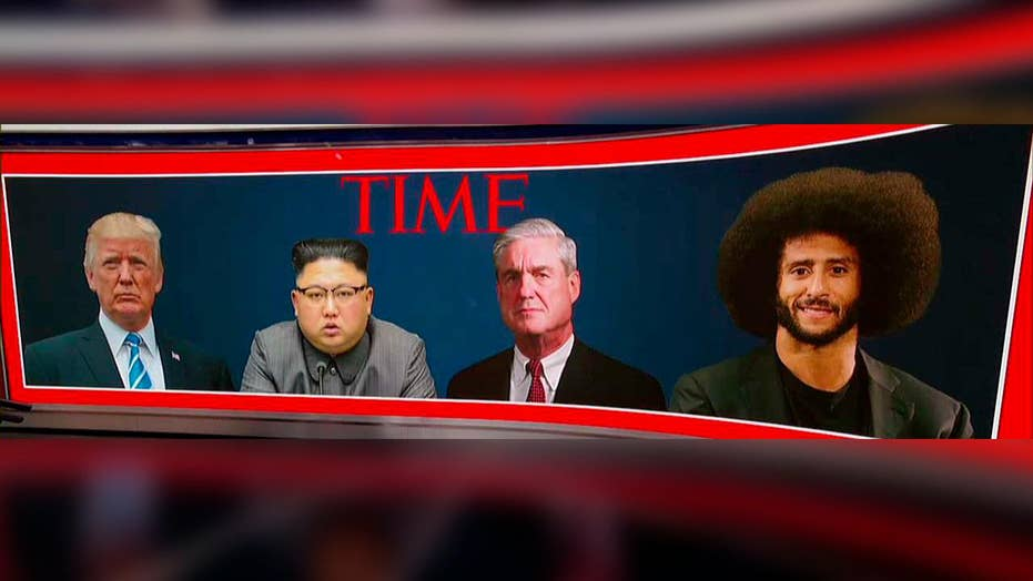 Who should be Time Magazine's 2017 Person of the Year?