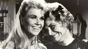 Fox411: Doris Day, in a rare interview, recalls working alongside 'The Dick Van Dyke Show' star Rose Marie on 'The Doris Day Show' and how the two have remained friends for nearly 50 years.