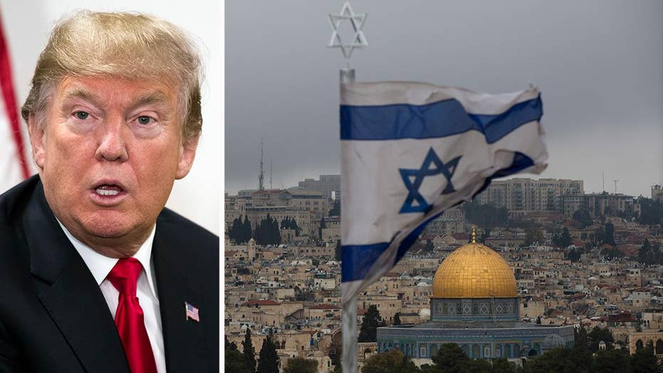 President Trump to declare Jerusalem as Israel's capital