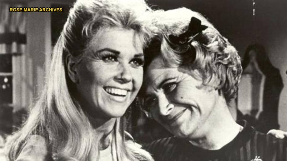 Doris Day recalls friendship with co-star Rose Marie
