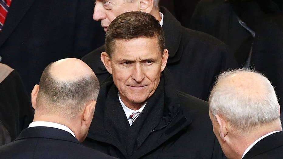 Whistleblower: Flynn texted about nuke plan at inauguration