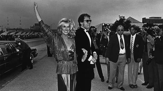 Suzanne Somers and husband Alan Hamel reflect on their decadeslong marriage in Hollywood: 'He turns me on'