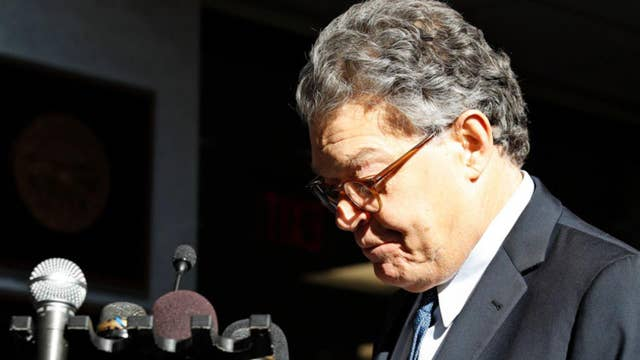 Franken accused of groping journalist at Media Matters party for Obama  inauguration. Fox News