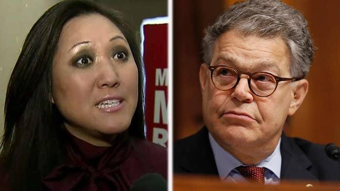Al Franken's resignation gives Republicans 'huge' opportunity to win seat: GOP leader