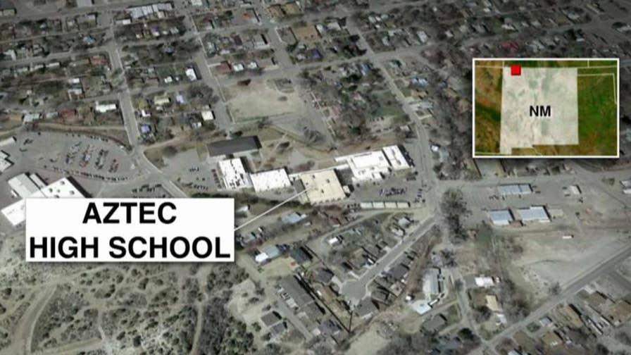 Two students killed, gunman dead in New Mexico school shooting – Trending Stuff