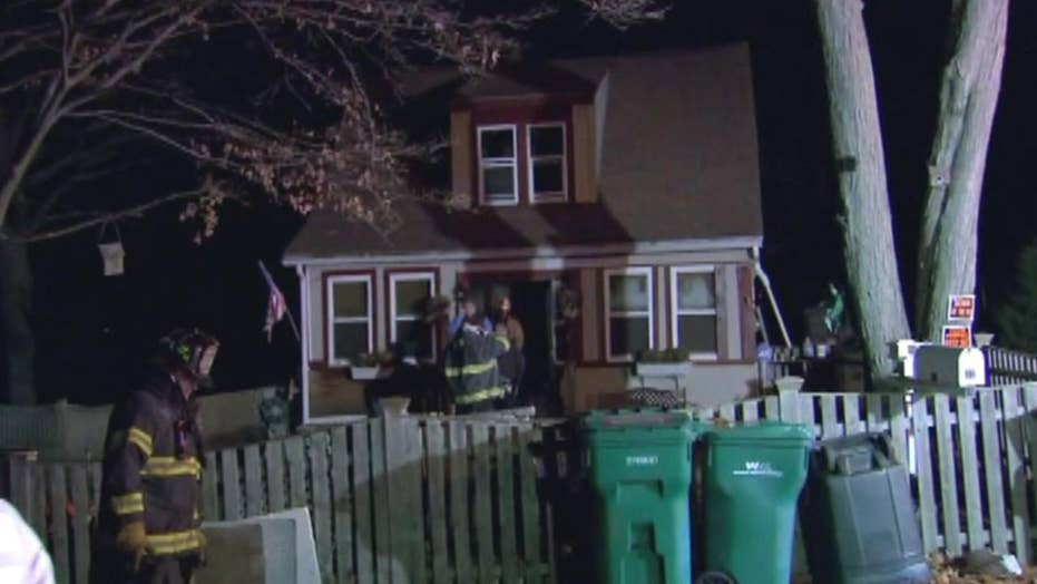 Violent domestic assault in Massachusetts