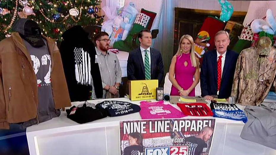 Veteran-Owned Businesses Week: Nine Line Apparel   Fox News