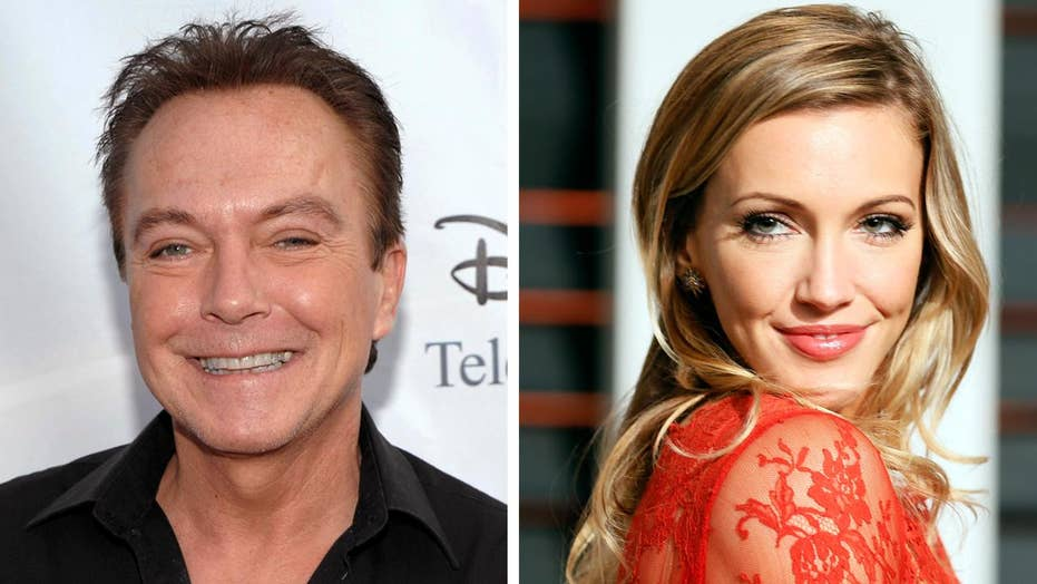 David Cassidy reportedly left daughter Katie out of his will