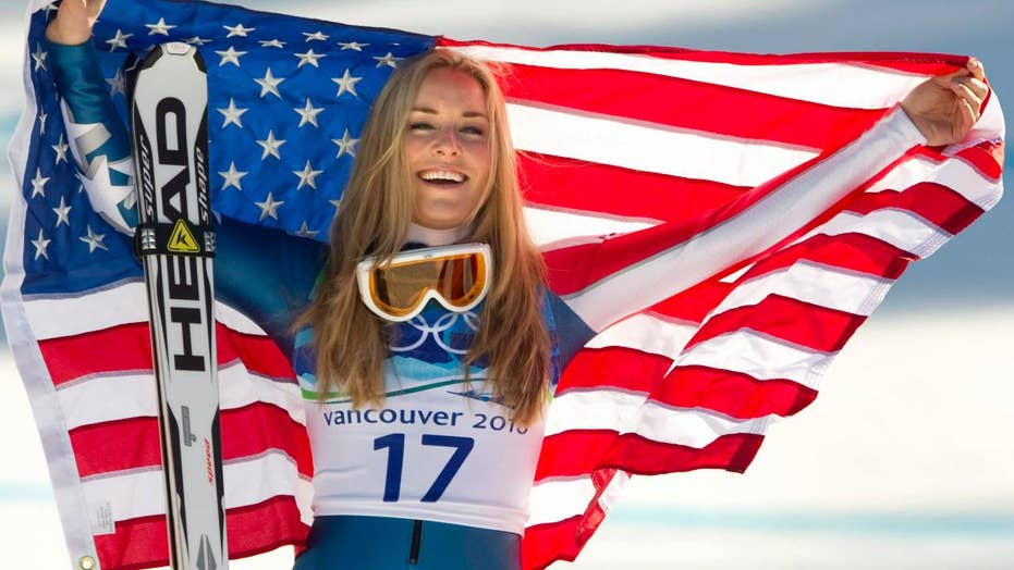 Lindsey Vonn: I'm not representing President in Olympics