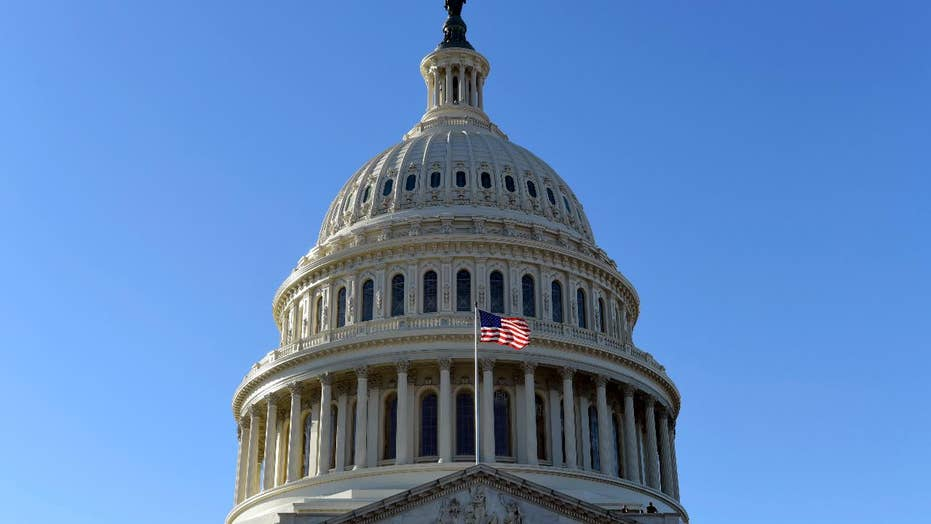 What is in the temporary funding bill?