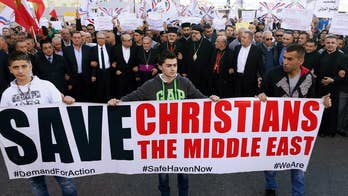 A Christmas wish: Christians in the Middle East need American support to live free from persecution