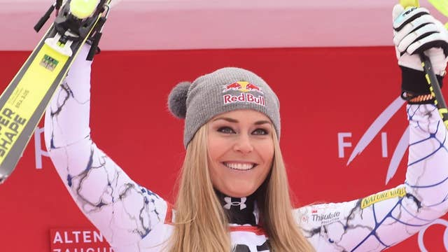 Twitter users call for boycott of Lindsey Vonn's sponsors ...