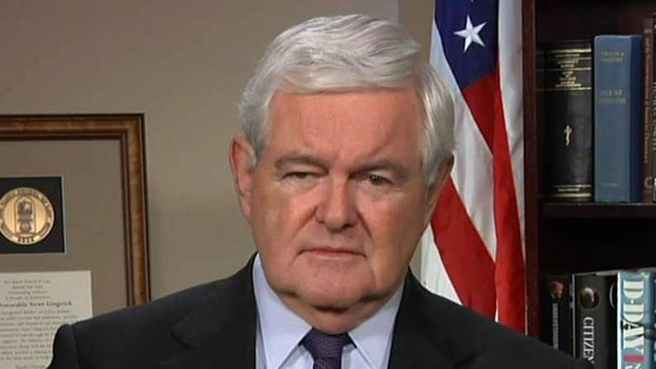 Gingrich: Investigators need to be questioned under oath