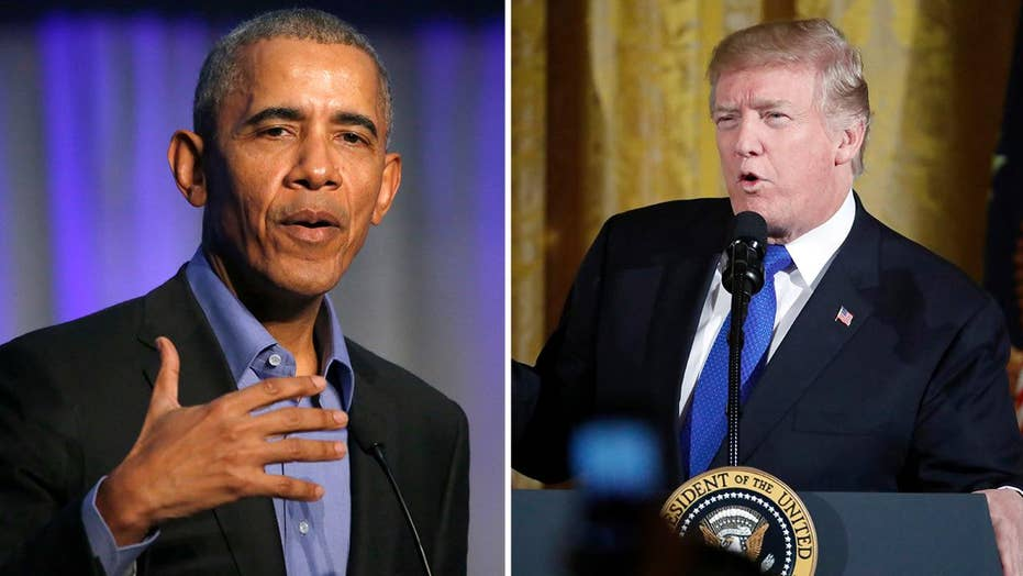 Obama vs. Trump: Who deserves credit for booming economy?