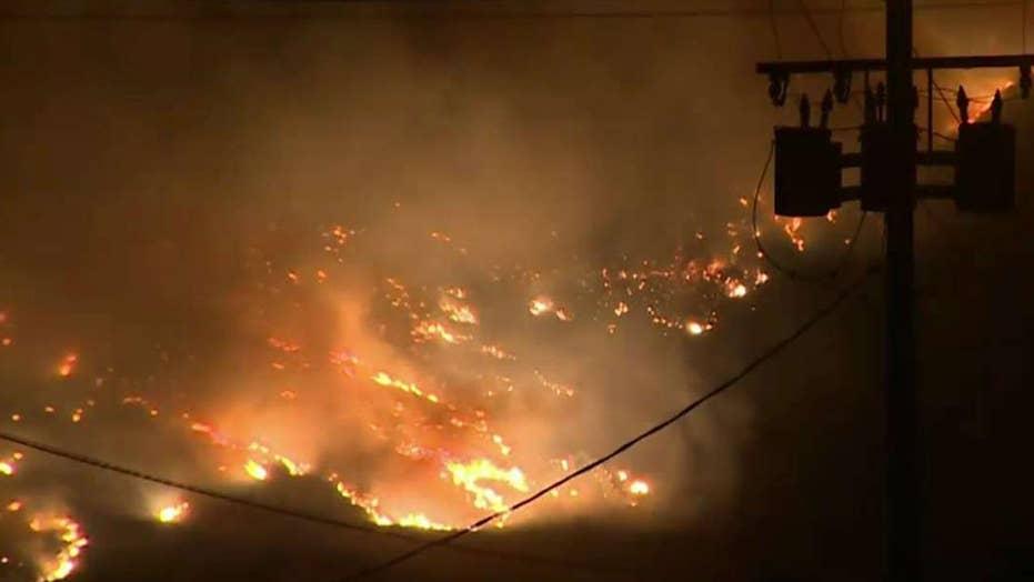 California firefighter: I've never seen anything like this