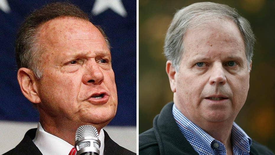 Alabama Senate race heats up ahead of the final weekend