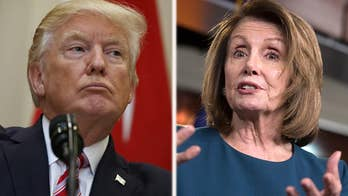 House Minority Leader Nancy Pelosi blasts Republican tax cut plan as 'Armageddon.'