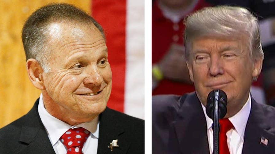 President speaks at Make America Great Again rally in Pensacola, Florida.