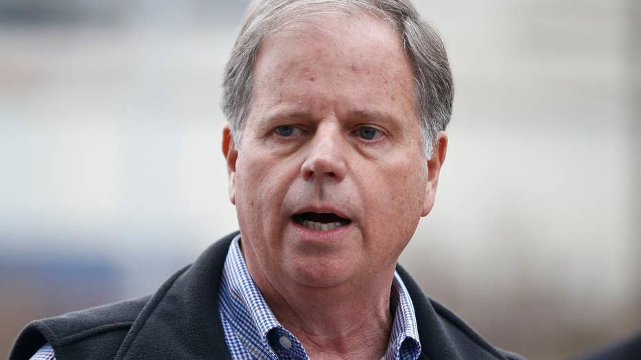 Politico reporter: Doug Jones has narrow path to victory