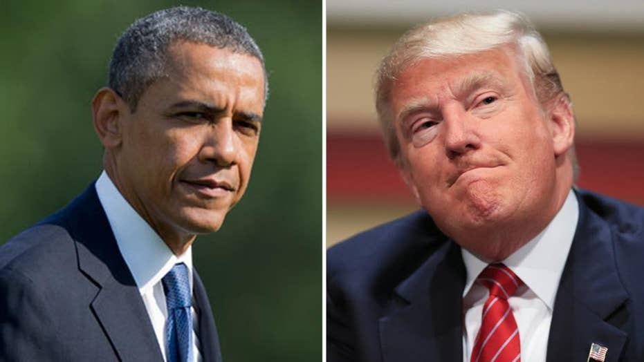 Who deserves credit for the economy: Obama or Trump?