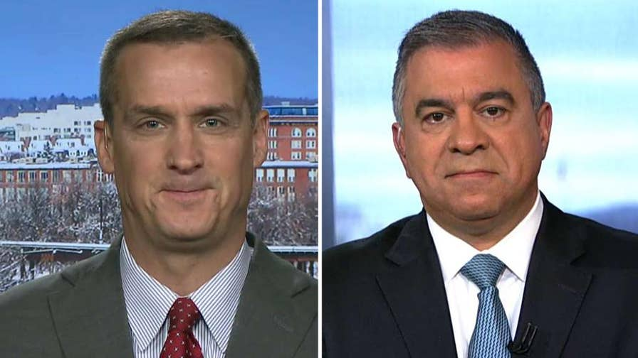 Lewandowski, Bossie rip coverage.