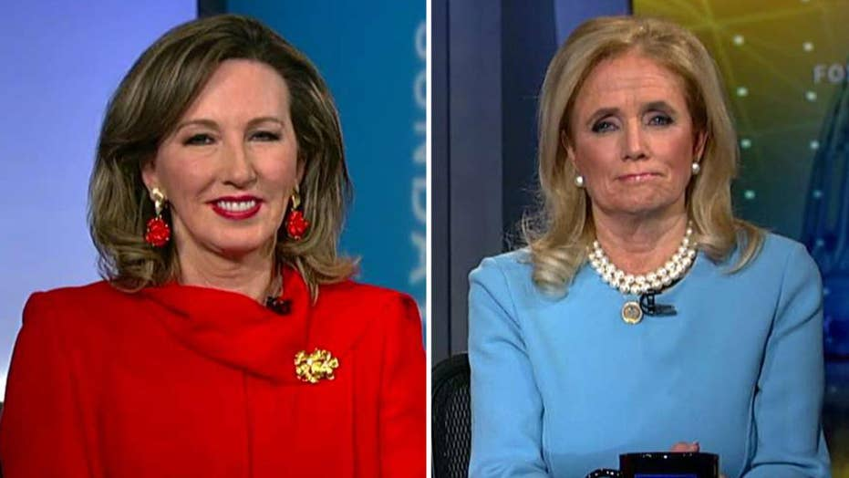 Reps. Comstock, Dingell on exposing harassment on the Hill