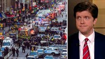 Former CIA officer Buck Sexton, who has worked with the NYPD's counter-terrorism unit, reacts to the New York City subway attack, says surveillance efforts have faced pressure.