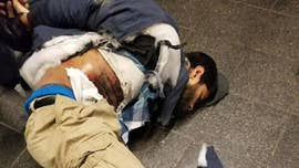 "A Bangladeshi man reportedly inspired by ISIS set off a pipe bomb inside New York's Port Authority bus terminal during rush hour Monday morning, sowing mass chaos but causing few injuries -- likely because the ""attempted terrorist"" detonated his ""low-tech device"" prematurely."